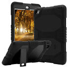Shockproof Protective Case for iPad Mini 1-2-3 Heavy Duty Hybrid Rugged Cover