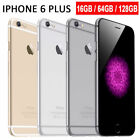 (Sealed Box) Apple iPhone 6 Plus 4G Smartphone Factory Unlocked Grey/Silver/Gold