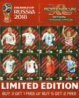ADRENALYN XL FIFA WORLD CUP 2018 LIMITED EDITION CARDS - NEW PREMIUM GOLD CARDS