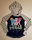 Girls My Little Pony Long Sleeve Shirt Hoodie S M L or XL NW