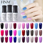 Gel Nail Polish HNM Lacquer Varnish UV LED Soak Off Top Base Coat 8ml Manicure