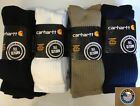 Carhartt Men's Workwear Cushioned Crew Socks 3 Pack