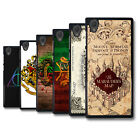 PIN-1 Movie Harry Potter Series C Solid Phone Case Cover Skin for Sony HTC