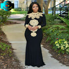 """""""African Dresses For Women"""" Fashion Design Embroidery Traditional Maxi Fabric"""