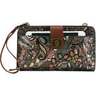 Sakroots Artist Circle Large Smartphone Crossbody Cross-Body Bag NEW image