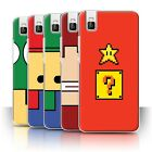 STUFF4 Back Case/Cover/Skin for Huawei Honor 7i/ShotX/Retro Gaming Characters