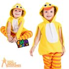 Toddler Chick Costume Easter Fancy Dress Chicken Boys Girls Fancy Dress Outfit