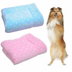 Cat Dog Comfortable Bed Puppy Cushion Pet Flannel Blanket warm and soft W0600