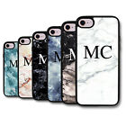 PIN-1 PERSONALISED MARBLE INITIALS Deluxe Phone Case Cover Skin