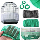 Airy Fabric Mesh Cage Bird Cover Shell Skirt Seed Catcher Guard Unique Soft Easy
