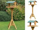 WOODEN BIRD TABLE IDEAL FOR ALL GARDEN B...