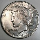 1934-D Peace Dollar Beautiful High Grade Coin Rare Date