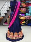 Designer Lehenga Choli Indian Ethnic Bridal Lehenga Choli Wedding Party Wear HTI