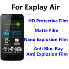 3pcs For Explay Air Anti Scratch Matte,High Clear Screen Protector