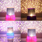 Cosmos Moon Star Master Projector LED Starry Night Sky Light Lamp Baby #a
