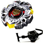 Fusion Top Metal Masters Rapidity Fight Rare Beyblade 4D Launcher Battle Set UK