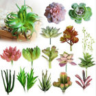 Artificial Fake Succulent Flower Floral Plants Home Garden Landscape Decoration