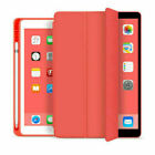 For iPad Pro 11'' 3rd Gen 2021 2nd 2020 Smart Case Stand Cover w/Pencil Holder