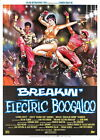 72496 BREAKIN 2 ELECTRIC BOOGALOO Movie Hip-Hop Rap Decor Wall Print Poster