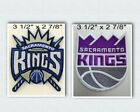 Sacramento Kings Iron On Patch Choice of Style Free Shipping in Envelope Mail on eBay