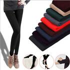 Womens Sexy Warm Winter Thick Skinny Slim Footless Leggings Stretch Pants New