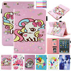 Patterned Case Leather Magnet Card Slot Flip Stand Cover For iPad Mini/9.7 2018