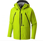 Mens Mountain Hardwear Cloudseeker Waterproof Hooded Ski Shell Jacket $500