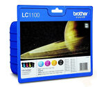 OEM Brother LC61 (LC1100) 4 Colors ink pack GUARANTEED