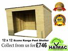 Field Shelter 12x12 16x12 18x12 24x12 ECONO PENT Range not stable can be mobile