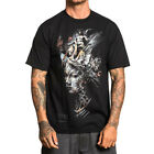 Sullen Art Collective Clothing T-Shirt - Mancia Legion Tattoo Statue Mythos
