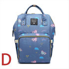 Diaper Bag Mummy Maternity Nappy Bags Baby Travel Shoulder Backpack Nursing Care