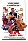 65639 The Man with the Golden Gun Movie Roger Moore Wall Print Poster UK £13.95 GBP on eBay
