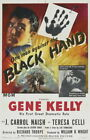 68052 Black Hand J. Carrol Naish Teresa Celli Wall Print Poster UK