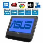 ASUS EEE ET1611 TOUCH SCREEN ALL-IN-ONE - B GRADE - 1.8GHz/2GB/320GB/Windows 10