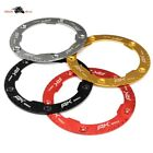 Motorcycle Aluminum Transmission Belt Pulley Protective Cover For KYMCO AK550