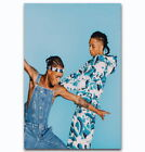 60532 Rae Sremmurd Featuring Rapper Music Group Wall Print Poster Plakat