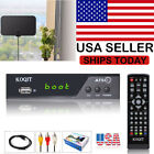 OTA ATSC Digital Convertor TV Box Analog ATSC Tuner Antenna Live TV Receiver PVR
