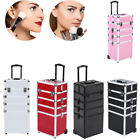 5 COLORI TROLLEY BEAUTY CASE MAKE UP VALIGIA NAIL ART PORTA TRUCCHI VALIGETTA