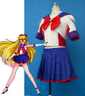 New! Sailor Moon Sailor V uniform Cosplay Costume Custom Made free  shipping