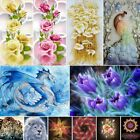 Drill DIY 5D Diamond Painting Embroidery Cross Craft Stitch Kit Home Decor