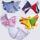 Cotton Bunting Red White Blue Pink Floral Multicoloured 6 or 12 metres Wedding