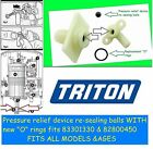 SIX Pressure relief device 82800450 repair kits PRD fits Triton electric showers