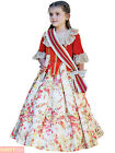 Girls Deluxe Princess Dress Queen Historical Medieval Fairytale Costume Outfit