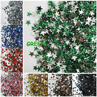 Внешний вид - Flat Back Beads Star Shape 6/10mm Resin Mosaic Crystal Rhinestone Shiny Ornament