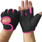 Men's Women's Fitness Exercise Workout Weight Lifting Sport Gloves Gym Training