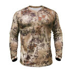 Kryptek Hyperion Long Sleeve CrewShirts & Tops - 177874