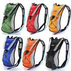 Bike Riding Hydration Pack Water Rucksack Backpack 2L Water Bag Bladder Camping