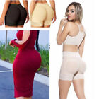 US Women High Waist Tummy Control Panty Brief Body Shaper Butt Lifter Shapewear