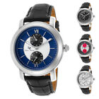 Lucien Piccard Spiga Dual Time Mens Watch - Choose color