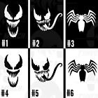 VENOM MARVEL SPIDERMAN LOGO VILLIAN Car Truck Window Laptop